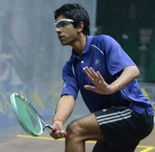 Kumar leads Indian challenge