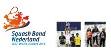 Netherlands to host 2015 WSF World Juniors
