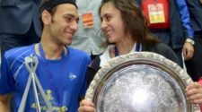 Egyptians top seeds in 2016 World Junior draws