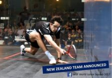 NZ Team Announced