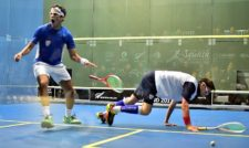 Day FOUR – Quarter-Finals, top seeds survive