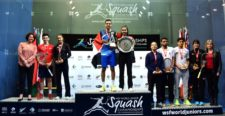 2017 FINALS : Egyptian Double in Tauranga