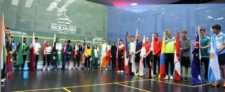 World junior squash championship opens in Chennai