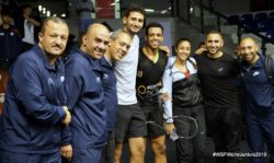 Quarter-Finals : Aifa and Lewis join six Egyptians in the semis