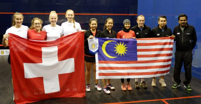 Malaysia cruise into top four as England produce the drama