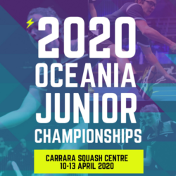 OCEANIA JUNIOR CHAMPIONSHIPS | Entries still open
